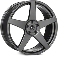 Forgestar CF5 Gunmetal Wheel - 20x9 (05-14 All) - Forgestar 29872