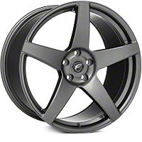 Forgestar CF5 Gunmetal Wheel - 20x11 (05-14 All) - Forgestar 2011CF5GUNMETAL0514