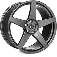 Forgestar CF5 Gunmetal Wheel - 20x11 (05-14 All) - Forgestar 29873