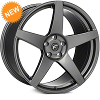 Forgestar CF5 Gunmetal Wheel - 20x11 (05-14) - Forgestar 29873