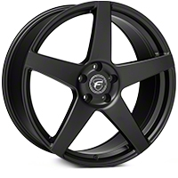 Forgestar CF5 Matte Black Wheel - 20x9 (05-14 All) - Forgestar 29874