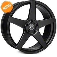 Forgestar CF5 Matte Black Wheel - 20x9 (05-14) - Forgestar 29874
