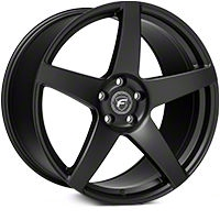 Forgestar CF5 Matte Black Wheel - 20x11 (05-14 All) - Forgestar 2011CF5MATTEBALCK0514