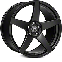 Forgestar CF5 Matte Black Wheel - 20x11 (05-14 All) - Forgestar 29875