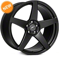Forgestar CF5 Matte Black Wheel - 20x11 (05-14) - Forgestar 29875