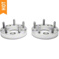 Billet Aluminum Wheel Spacers - 1.5in - Pair (94-14 All)