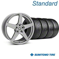 Forgestar CF5 Gunmetal Wheel & Sumitomo Tire Kit - 20x9 (05-14 All) - Forgestar KIT||29872||63024