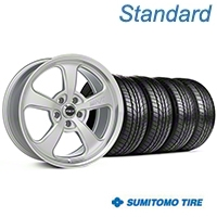 Mickey Thompson SC-5 Silver Wheel & SumitomoTire Kit - 17x9 (99-04 All) - Mickey Thompson KIT||101936||63030
