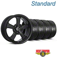 Mickey Thompson SC-5 Flat Black Wheel & Mickey Thompson Tire Kit - 17x9 (99-04 All) - Mickey Thompson KIT||101928||79532