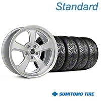 Mickey Thompson SC-5 Silver Wheel & Sumitomo Tire Kit - 18x9 (99-04 All) - Mickey Thompson KIT||101938||63016