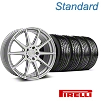 Niche Essen Silver Wheel & Pirelli Tire Kit 19x8.5 (05-14 All) - Niche KIT||101777||63101