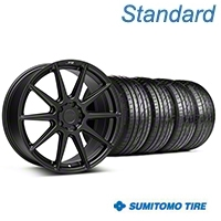 Niche Essen Matte Black Wheel & Sumitomo Tire Kit 19x8.5 (05-14 All) - Niche KIT||101773||63036