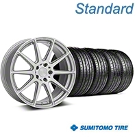 Niche Essen Silver Wheel & Sumitomo Tire Kit 19x8.5 (05-14 All) - Niche KIT||101777||63036