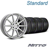 Niche Essen Silver Wheel & NITTO INVO Tire Kit 19x8.5 (05-14 All) - Niche KIT||101777||79521
