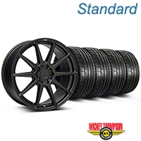 Niche Essen Matte Black Wheel & Mickey Thompson Tire Kit 19x8.5 (05-14 All) - Niche KIT||101773||79539