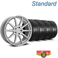Niche Essen Silver Wheel & Mickey Thompson Tire Kit 19x8.5 (05-14 All) - Niche KIT||101777||79539