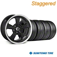 Mickey Thompson Staggered Street Comp SC-5 Wheel & Sumitomo Tire Kit - 17x9/10 (99-04 All) - Mickey Thompson KIT||79543||79544||63000||63003