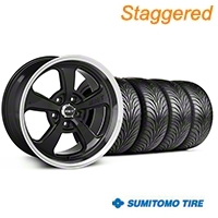 Mickey Thompson Staggered Street Comp SC-5 Wheel & Sumitomo Tire Kit - 18x9/10.5 (99-04 All) - Mickey Thompson KIT||79545||79546||63006||63016