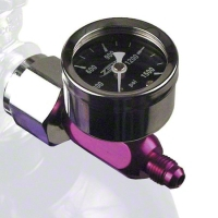 ZEX Nitrous Bottle Pressure Gauge (79-12 All) - ZEX ZEX-82005
