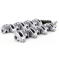 Comp Cams High Energy 3/8 in. Stud Roller Rocker Arms - 1.6 Ratio (79-95 5.0L, 5.8L) - Comp Cams 17043-16