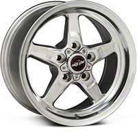 Race Star Drag Wheel - Direct Drill - 15x8 (94-04 V6, GT) - Race Star 92-580150DP