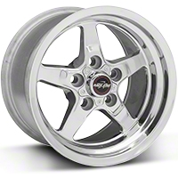 Race Star Drag Wheel - Direct Drill - 15x10 (94-04 V6, GT) - Race Star 92-510152DP