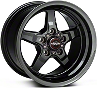 Race Star Dark Star Drag Wheel - Direct Drill - 15x10 (94-04 GT, V6) - Race Star 92-510352DSD