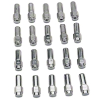 Race Star Direct Drill Closed End Lug Nut Kit - 20 Lugs (94-14) - Race Star 60114160D-20