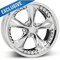 Chrome Foose Nitrous Wheel - 18x9 (94-04 All)