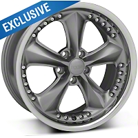 Gray Foose Nitrous Wheel - 18x9 (94-04 All)