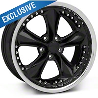 Black Foose Nitrous Wheel - 18x9 (05-14 GT, V6)
