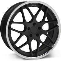 Niche Mugello Matte Black Wheel - 20x8.5 (05-14 All) - Niche M883208565+35