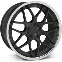 Niche Matte Black Mugello Wheel - 20x10 (05-14 All) - Niche M883200065+40