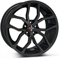 Foose Outcast Matte Black Wheel - 20x10 (05-14 All) - Foose F149200066+40