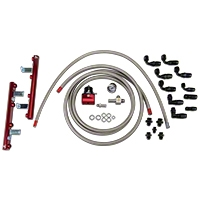 Aeromotive High Flow Fuel Rail Kit (96-98 Cobra) - Aeromotive 14120