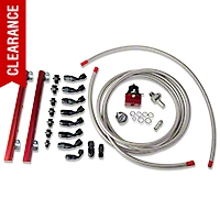 Aeromotive High Flow Fuel Rail Kit (96-98 GT) - Aeromotive 14125