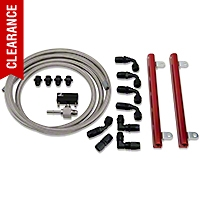Aeromotive Fuel Rail Kit (07-09 GT500) - Aeromotive 14145