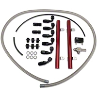 Aeromotive High Flow Fuel Rail Kit (05-09 GT) - Aeromotive 14124