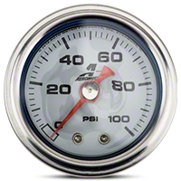 Aeromotive Fuel Pressure Gauge - Mechanical (79-14 All) - Aeromotive 15633