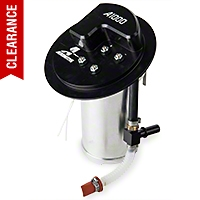 Aeromotive Stealth Fuel Kit- A1000 (10-14 GT) - Aeromotive 18694
