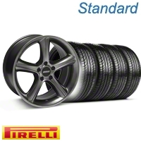 Hypercoated Style GT Premium Wheel & Pirelli Tire Kit - 19x8.5 (05-12)