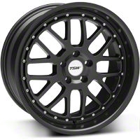 TSW Valencia Matte Black Wheel - 19x9.5 (05-14 All) - TSW 1995VAL405114M76