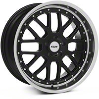 TSW Valencia Black Wheel - 20x10 (05-14 All) - TSW 2010VAL405114B76