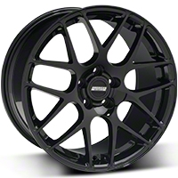 AMR Black Wheel - 19x10 (2015 All) - American Muscle Wheels 33784G15