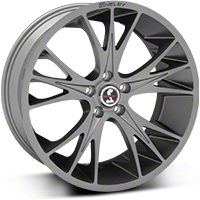 Shelby CS1 Gunmetal Wheel - 20x9 (05-14 All) - Shelby CS1-295430-G