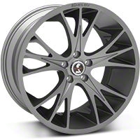Shelby CS1 Gunmetal Wheel - 20x11 (05-14 All) - Shelby CS1-215455-G