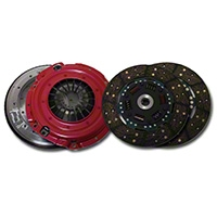 RAM Street Dual Disc Force 9.5 Clutch w/ Flywheel - 23 Spline - 8-Bolt (11-14 GT) - RAM 75-2230
