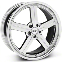 Chrome Huntington Bolsa Wheel - 20x9 (05-14 All, Excluding GT500) - Huntington 2090HUB325114C70