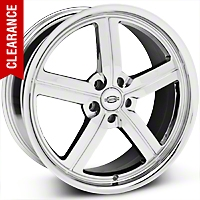 Huntington Bolsa Chrome Wheel - 20x9 (05-14 All, Excluding GT500) - Huntington 2090HUB325114C70