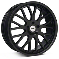 Matte Black TSW Tremblant Wheel - 20x8.5 (05-14 All) - TSW 2085TRM305114M76